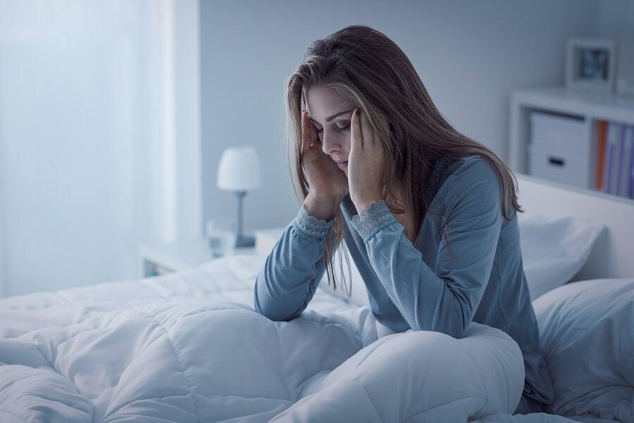 El insomnio es un enemigo peligroso para tu corazón.