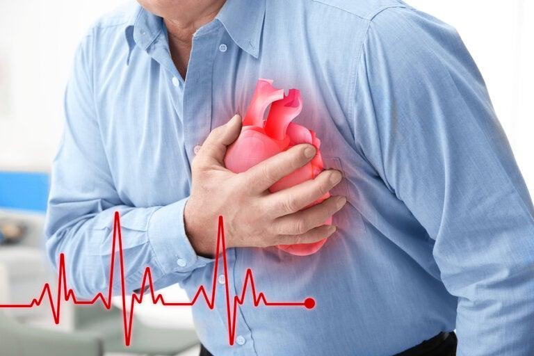 4 reacciones emocionales que aumentan el riesgo de sufrir un infarto