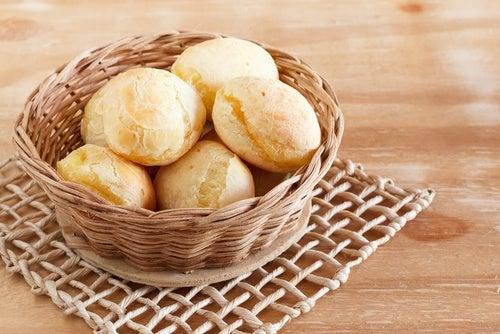 Pan de queso: una receta brasileña