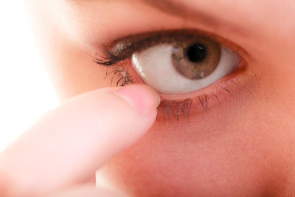 glaucoma y ojos
