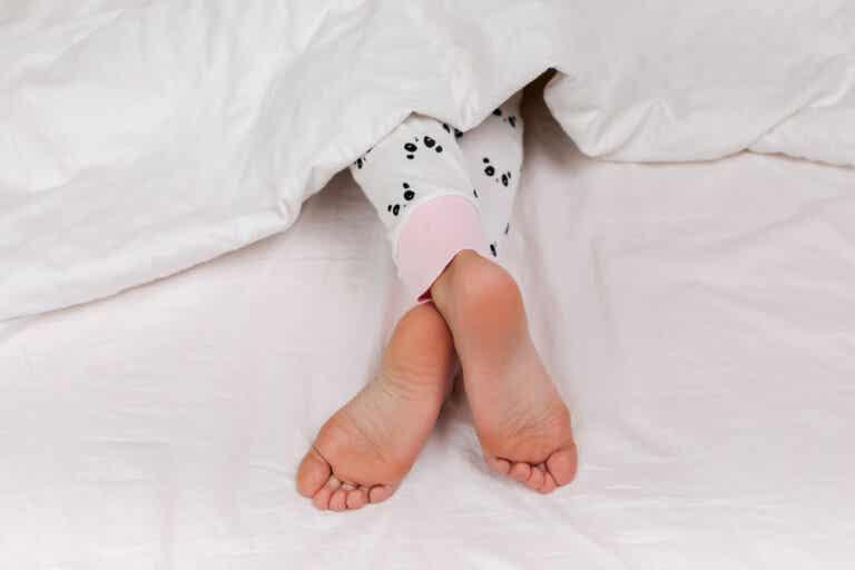 ¿Sabes cuán beneficioso es un masaje en los pies antes de dormir?
