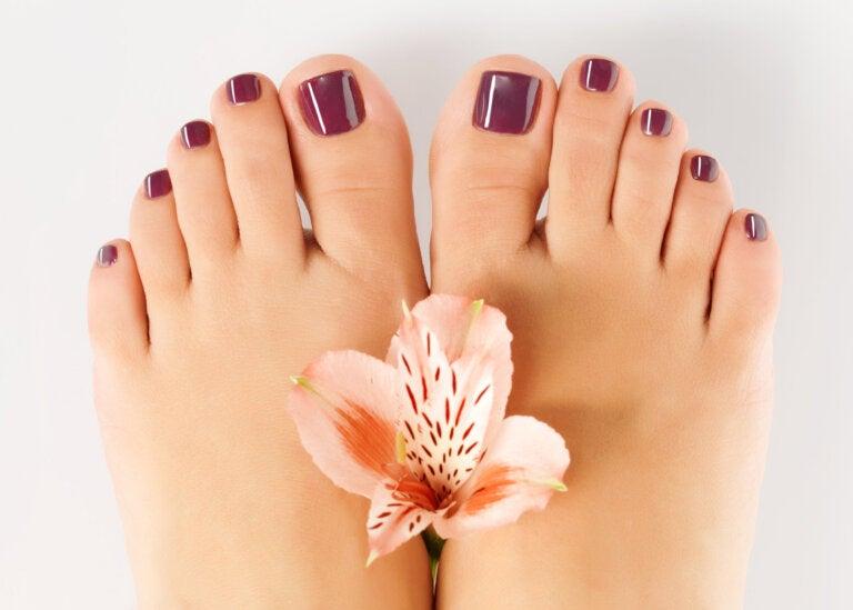 Cómo lucir unos pies perfectos en solo 15 minutos