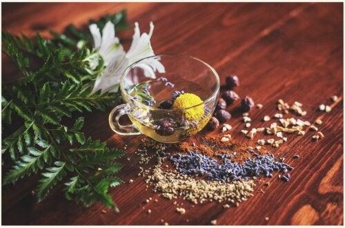 Remedios naturales para el estrés crónico