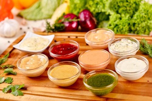 6 salsas azucaradas que debes evitar si quieres tener una dieta saludable