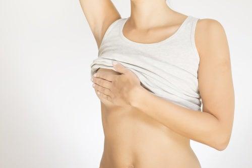 breast cancer self testing