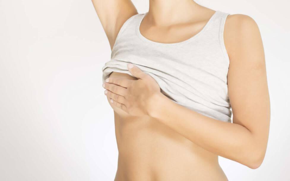 Signos y señales que pueden detectar un cáncer de mama.