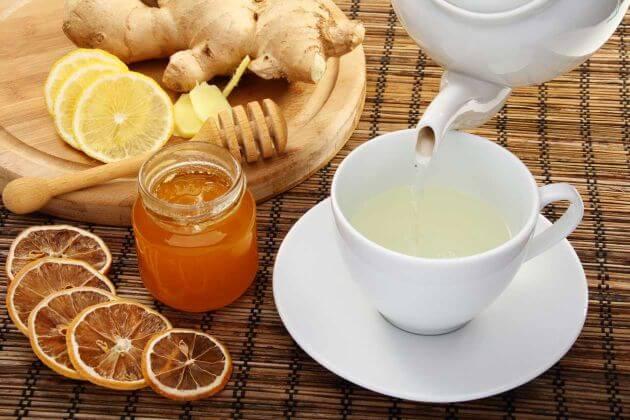 Delicioso té de jazmín, jengibre y naranja: ¡Descubre sus beneficios!