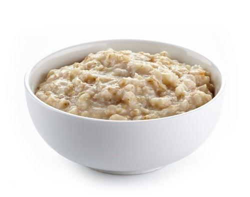 La avena forma parte de un desayuno sano