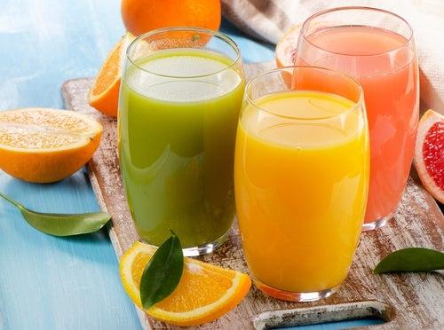 Batidos ideales para depurar tu hígado y ayudarte a perder peso