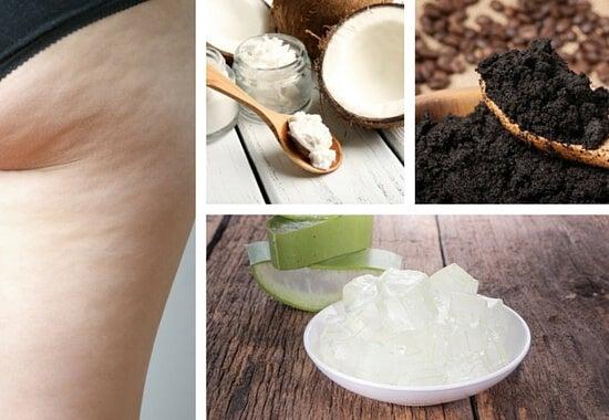 Cómo preparar cremas caseras para atenuar la celulitis y reafirmar la piel