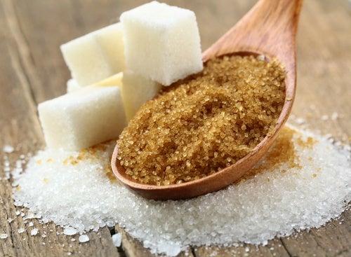 cera depilatoria natural con azúcar