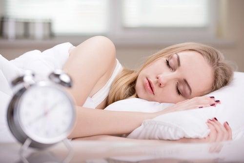 Dormir bien-subir de peso
