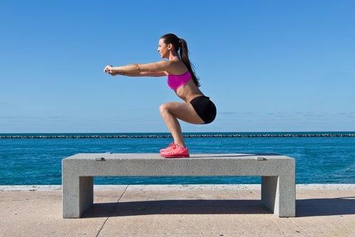 tonificar tu cuerpo con step