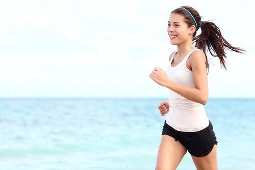 El ejercicio te ayuda a acabar con la flacidez