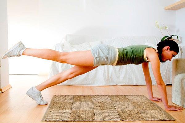 Los 3 mejores ejercicios para tonificar los glúteos en casa