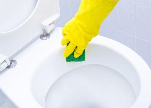 Vinagre branco pode ser utilizado na limpeza pesada