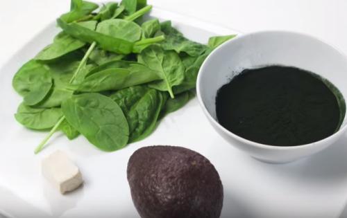 Ingredientes-batido-verde