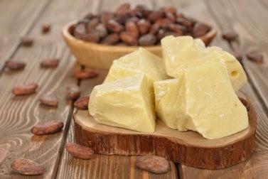 manteca de cacao para las estrías