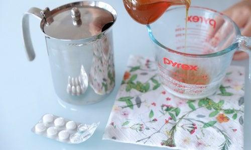 Cómo hacer un peeling facial con aspirina para una piel hermosa