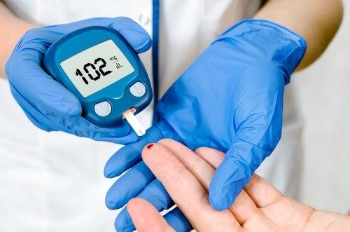 El jengibre ayuda a prevenir el diabetes