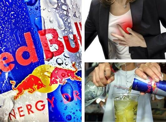 ¿Qué le sucede a tu cuerpo cuando bebes RedBull o cualquier bebida energizante?