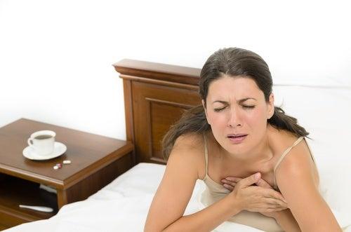 Falta de aliento, síntoma de que pueden estar fallando los pulmones