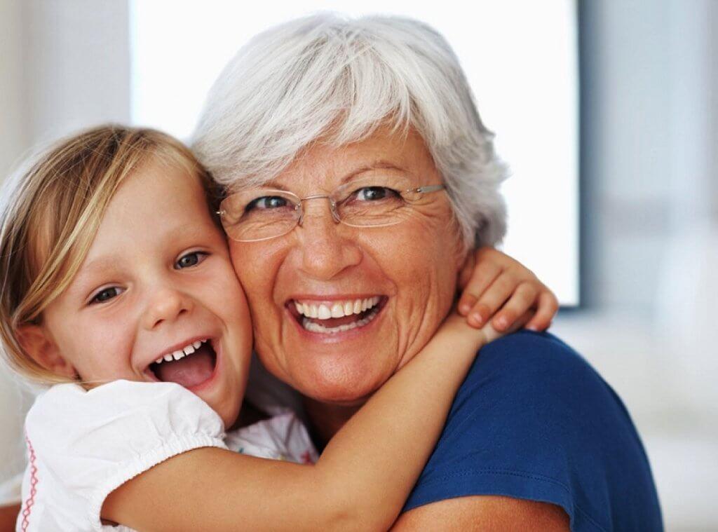 Relación con los abuelos.