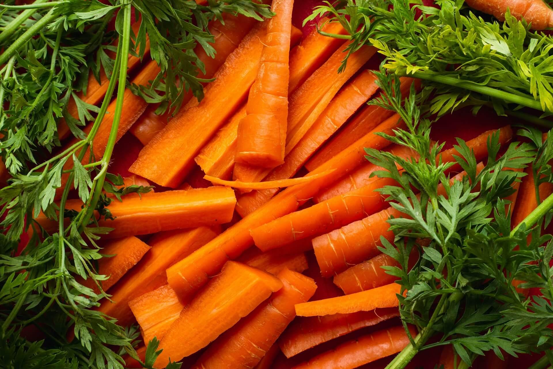 Dong quai es de la familia de las zanahorias.
