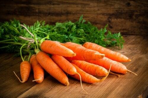 6 razones para empezar a consumir zanahoria