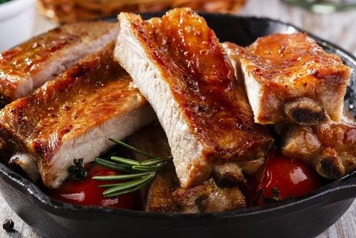 Recetas deliciosas de costillas al horno