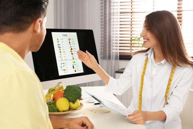 Enfermedad de Crohn: dieta adecuada en el día a día