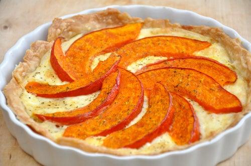 Flan de zanahoria
