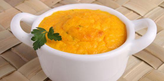 Flan zanahoria