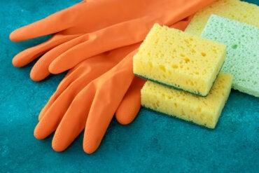 ¿Sabías que las esponjas para lavar platos son una de las mayores fuentes de bacterias?