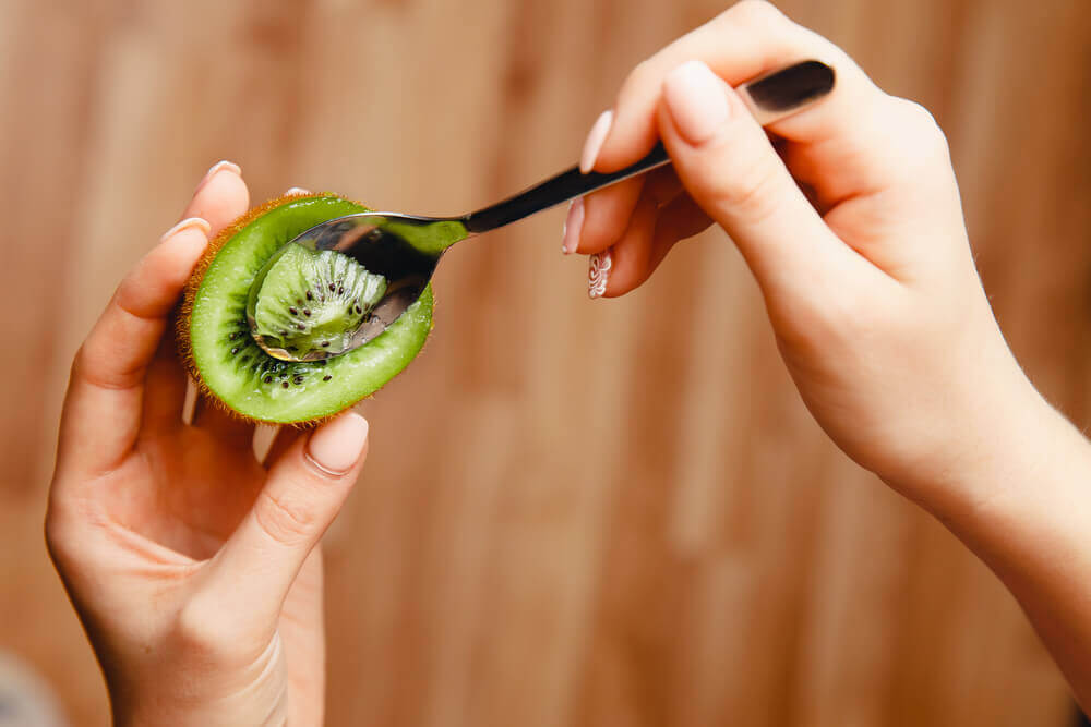Kiwi cuchara