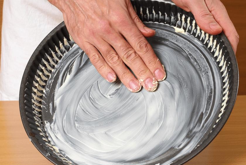 Mantequilla molde