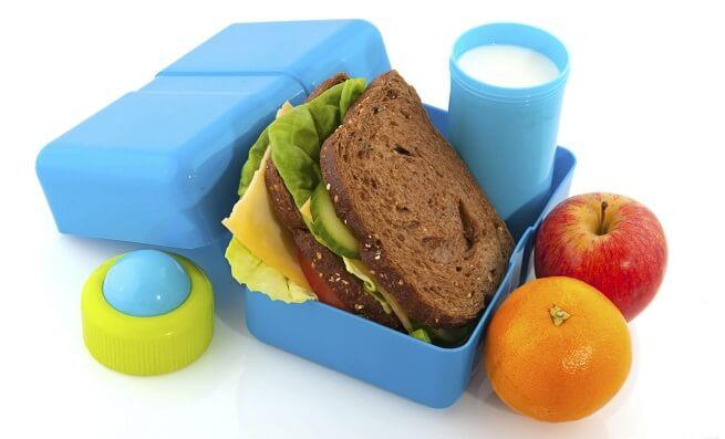 Meriendas de dieta sana