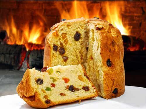Pan dulce para celiacos