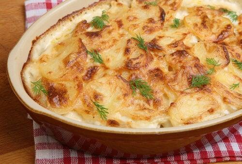 Patatas a la suiza