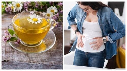 Remedios naturales para combatir la inflamación abdominal