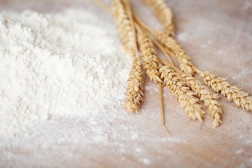 El trigo debe evitarse cuando hay sensibilidad al gluten