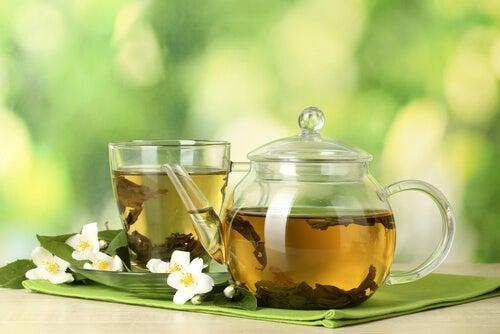 Las mil y una propiedades del té verde