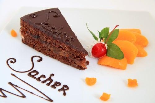 Auténtica tarta Sacher