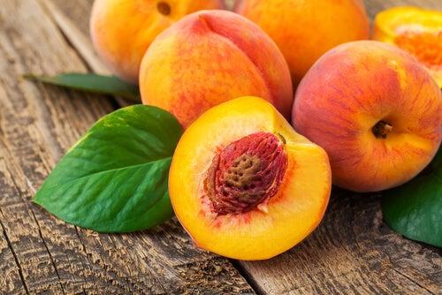 El melocotón, la fruta de la eterna juventud
