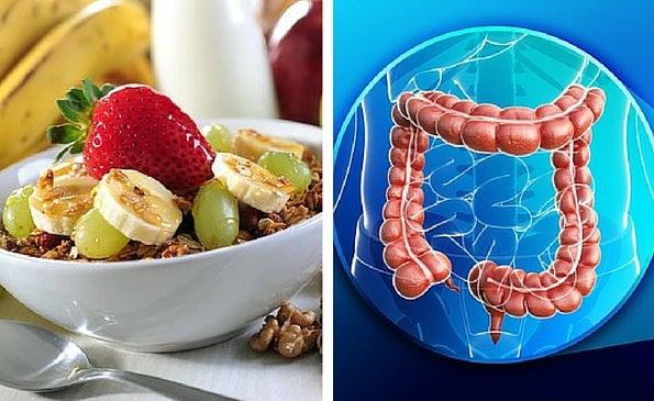 ¿Cómo limpiar el colon y mantenerlo saludable?