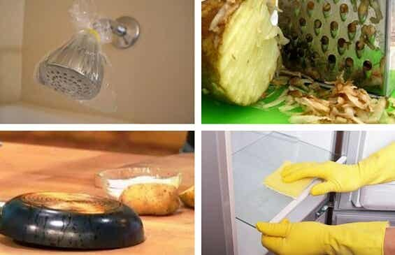 10 trucos de limpieza para dejar como nuevos los artículos que antes limpiabas mal