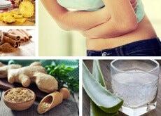 11 remedios naturales para combatir la acidez o ardor estomacal