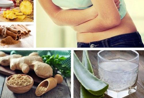 que tomar para la acidez estomacal natural