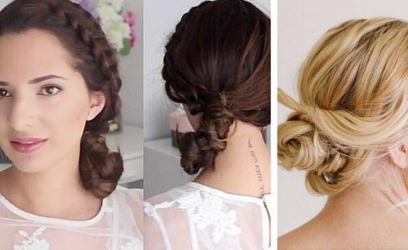 5 peinados fáciles que puedes hacer en 5 minutos