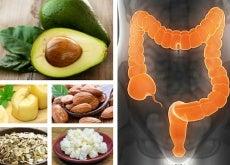 6 alimentos para tratar el síndrome de intestino irritable